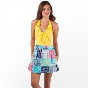 •SALE Lilly Pulitzer halter dress